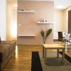 Апартаменты Senator Apartments Budapest Улучшенная студия с различными типами кроватей фото 5