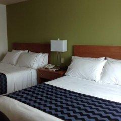Отель Holiday Inn Express Cabo San Lucas 2* Стандартный номер с различными типами кроватей фото 4