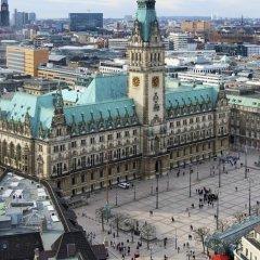 Renaissance Hamburg Hotel фото 7
