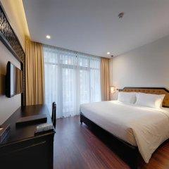 Отель Belle Maison Hadana Hoi An Resort & Spa - managed by H&K Hospitality. 4* Номер Делюкс с двуспальной кроватью фото 10