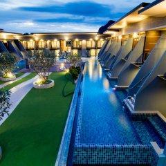 Отель The Phu Beach Hotel Таиланд, Краби - отзывы, цены и фото номеров - забронировать отель The Phu Beach Hotel онлайн бассейн фото 5