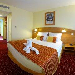 Отель Best Western Amedia Praha 3* Номер Комфорт с различными типами кроватей фото 3