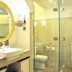 Отель Xiamen Royal Victoria Hotel Китай, Сямынь - отзывы, цены и фото номеров - забронировать отель Xiamen Royal Victoria Hotel онлайн ванная фото 2
