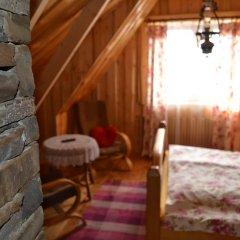 Отель Durda Поронин сауна