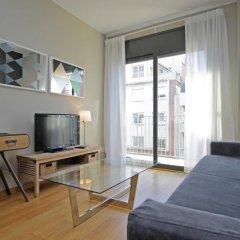 Апартаменты AinB Eixample-Entenza Apartments Апартаменты с различными типами кроватей фото 41