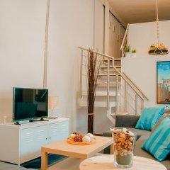 Отель Flats Lollipop City Center Улучшенные апартаменты фото 23