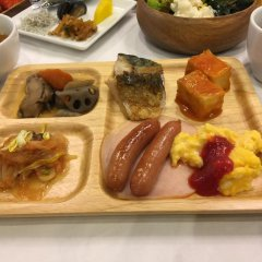 Spa & Capsule Hotel GrandPark-Inn Yokohama питание фото 3