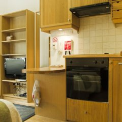 Апартаменты Studios 2 Let Serviced Apartments - Cartwright Gardens Студия с различными типами кроватей фото 36