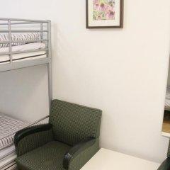 Birka Hostel Стандартный номер с различными типами кроватей (общая ванная комната) фото 10
