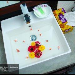 Отель OwinRich Resort 3* Улучшенный номер с различными типами кроватей фото 5