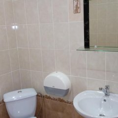 Гостевой дом Теплый номерок Люкс с различными типами кроватей фото 13