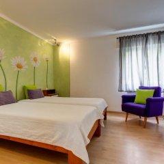 Отель Duna Parque Beach Club 3* Апартаменты разные типы кроватей фото 7