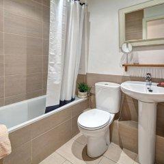 Апартаменты Habitat Apartments Bruc Барселона ванная фото 2