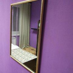 Хостел Дейли Стандартный семейный номер разные типы кроватей (общая ванная комната)