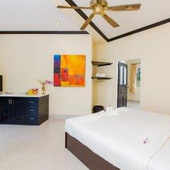 The Serenity Golf Hotel 3* Стандартный семейный номер разные типы кроватей фото 4