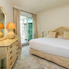 Отель Coral Beach Aparthotel 4* Апартаменты с различными типами кроватей фото 13
