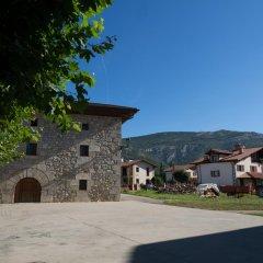 Отель Casa Rural Martxoenea Landetxea парковка