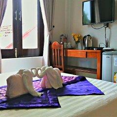 Отель Guesthouse - Tri House Стандартный номер с различными типами кроватей фото 5