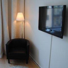 Отель August Strindberg Hotell 3* Стандартный номер с 2 отдельными кроватями фото 3