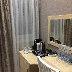 Бутик-отель Мира 3* Стандартный семейный номер с двуспальной кроватью фото 5