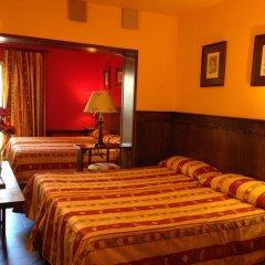 Hotel Aran La Abuela 3* Стандартный семейный номер с двуспальной кроватью фото 4