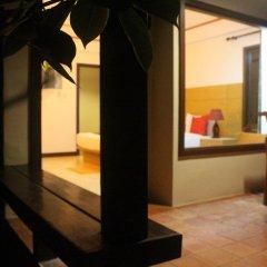 Отель Golden Bay Cottage 3* Бунгало Делюкс с различными типами кроватей фото 17