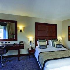 Leonardo Royal Hotel London St Paul's 5* Номер Комфорт с различными типами кроватей фото 4