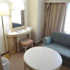 Toyama Chitetsu Hotel Тояма комната для гостей фото 5