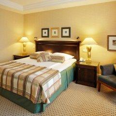 Отель Scandic Park 4* Улучшенный номер