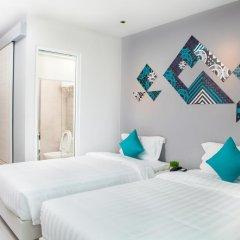 Отель The Crib Patong 3* Улучшенный номер с двуспальной кроватью фото 3