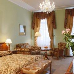 Hotel Bristol 4* Стандартный номер с двуспальной кроватью фото 8
