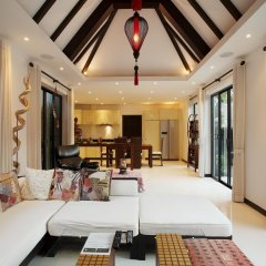 Отель Byg Private Pool Villa @ Layan Beach пляж Банг-Тао комната для гостей фото 3
