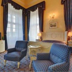Chateau Hotel Liblice 4* Улучшенный люкс фото 8
