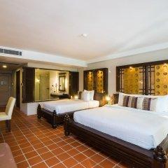 Отель Aonang Princeville Villa Resort and Spa 4* Семейный номер Делюкс с двуспальной кроватью фото 10