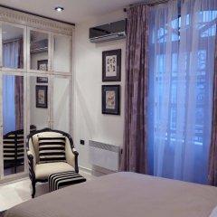 Отель Star Moda Rooms Белград балкон