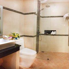 Отель David Residence 3* Номер Делюкс с различными типами кроватей фото 2
