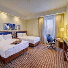 Гостиница Hampton by Hilton Волгоград Профсоюзная 4* Стандартный номер с различными типами кроватей фото 14
