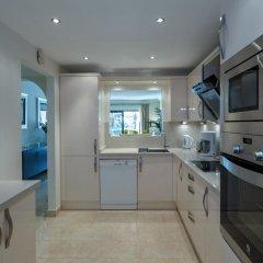 Отель Coral Beach Aparthotel 4* Улучшенные апартаменты с 2 отдельными кроватями