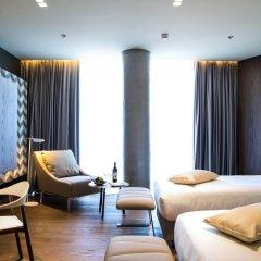 Отель The Plaza Tirana 5* Стандартный номер с различными типами кроватей фото 5