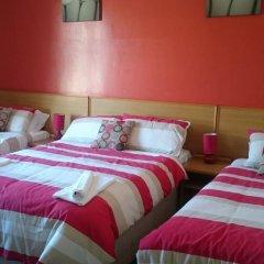 Tulip Hotel 3* Стандартный номер с 2 отдельными кроватями