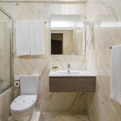 Hotel Internacional Porto 3* Стандартный номер двуспальная кровать фото 5