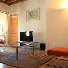 Отель Appart' Vendome Франция, Лион - отзывы, цены и фото номеров - забронировать отель Appart' Vendome онлайн комната для гостей фото 4