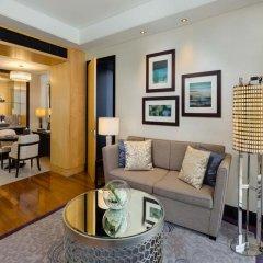 Отель Kempinski Mall Of The Emirates 5* Номер Делюкс с различными типами кроватей фото 4