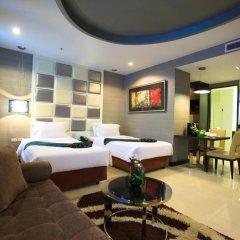 Отель FuramaXclusive Asoke, Bangkok 4* Номер категории Премиум с различными типами кроватей фото 13
