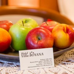 Hotel Villa Boyana в номере