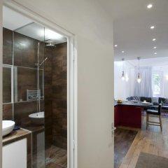 Отель Rambuteau Apartment Франция, Париж - отзывы, цены и фото номеров - забронировать отель Rambuteau Apartment онлайн ванная фото 2