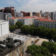 Отель Mesa e Casa Encantada балкон