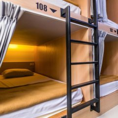 18 Coins Cafe & Hostel Стандартный номер с разными типами кроватей фото 4