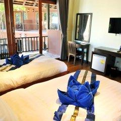 Отель Koh Tao Beach Club 3* Стандартный номер с различными типами кроватей фото 3