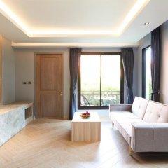 Отель Garden Sea View Resort 4* Улучшенный номер с различными типами кроватей фото 4